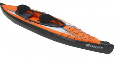 tweepersoons kayak