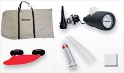 Extra accessoires bij de Sevylor Madison Premium